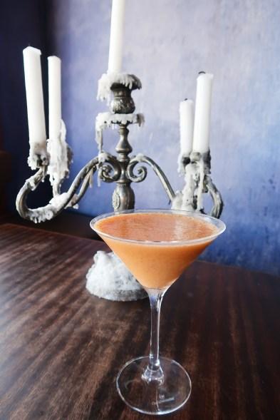 Bleu Boheme_Pumpkin Pie Martini