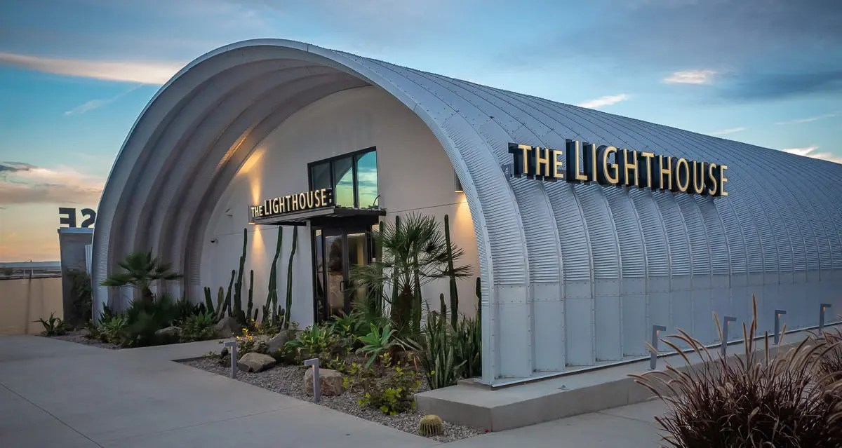 Our Trip To Coachellau0027s Lighthouse Dispensary Shines A Light On The  Benefits Of CBD Products