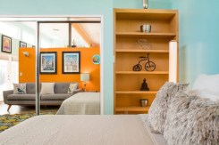 Bedroom Airbnb