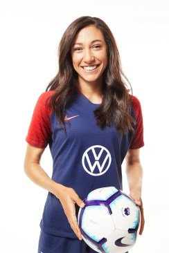 Our Cover Star, Christen Press, Shares How She Stays on Top