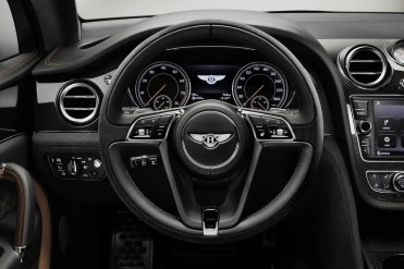 Bentley Bentayga Speed 25