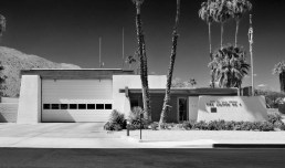 Hugh Kaptur, City of Palm Springs Fire Station No. 4, Palm Springs, 1974. Photo by Dan Chavkin.