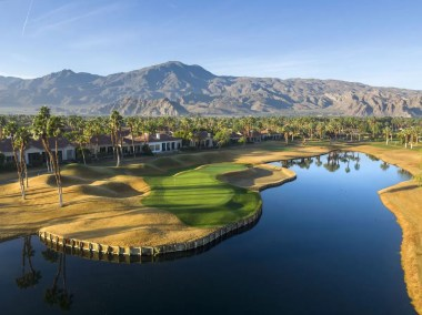12th Hole, Nicklaus Tournament Course at PGA WEST