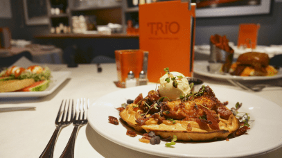 Photography Provided By: Trio Restaurant