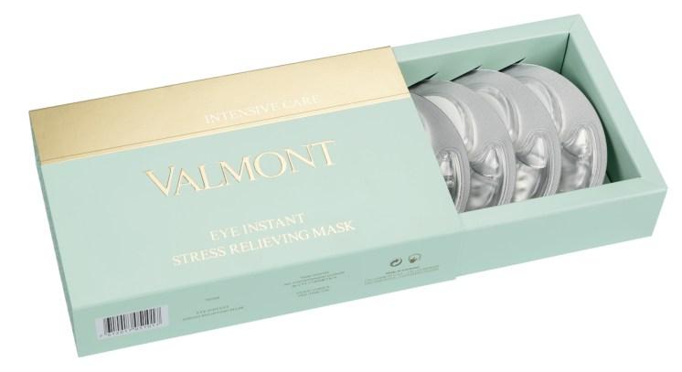 La Maison Valmont_EyeInstantStressRelievingMask_X5 COFFRET