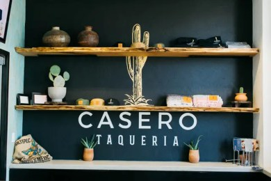 Photography Provided By: Casero Taqueria