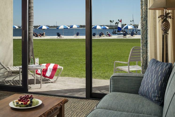 Catamaran Resort Hotel and Spa_Bay Front Suite - View (2019)