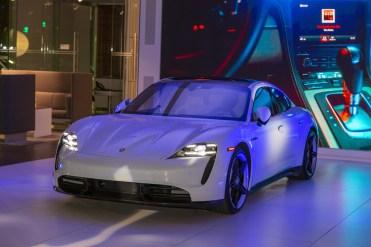 Courtesy of indiGO Auto Group_PorscheTaycan Unveiling
