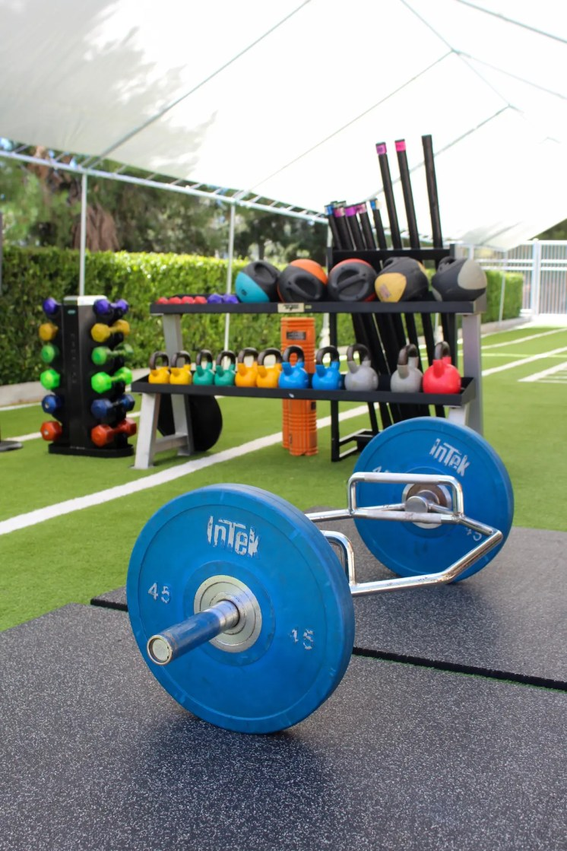Renaissance ClubSport_Outdoor Fitness Equipment