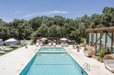 Photography Provided By: Calamigos Guest Ranch and Beach Club