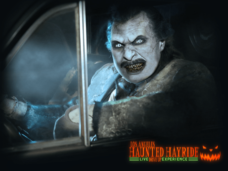 LA Haunted Hayride Live Drive Up Experience (1)