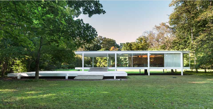 Edith Farnsworth, Mies van der Rohe and the Creation of a Modernist Masterpiece Farnsworth House