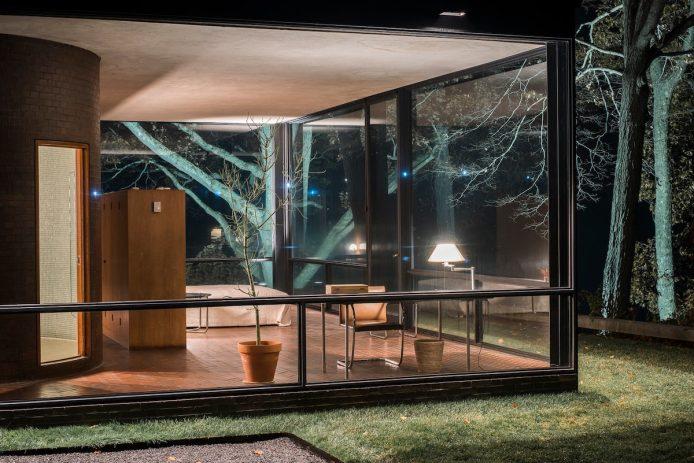 Modernism Week_philip-johnson-glass-house-photo by Lane Colder,