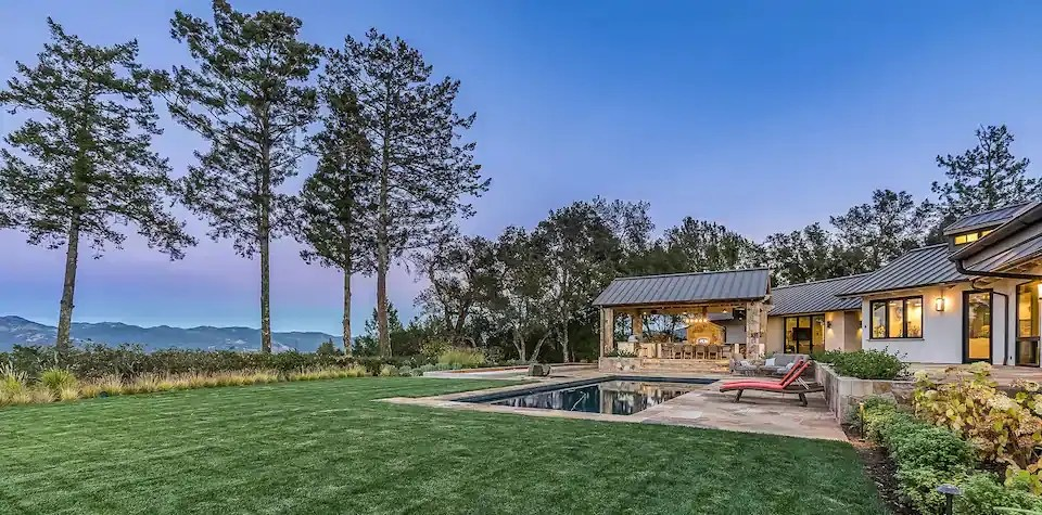 Airbnb Calistoga 1