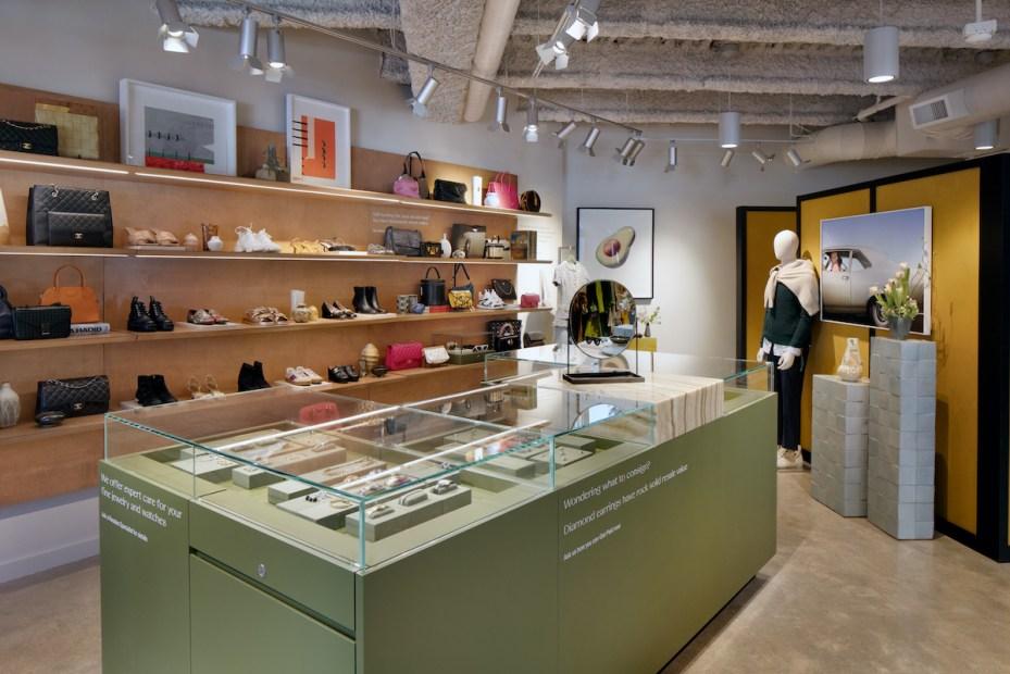 TRR Newport Beach Store Interior 1