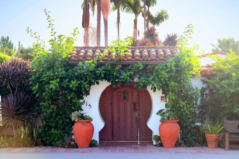 Photography Provided By: Casa Romantica Cultural Center and Gardens