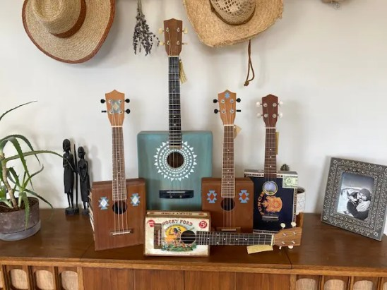 Photography Provided By: Desert Homestead Guitars