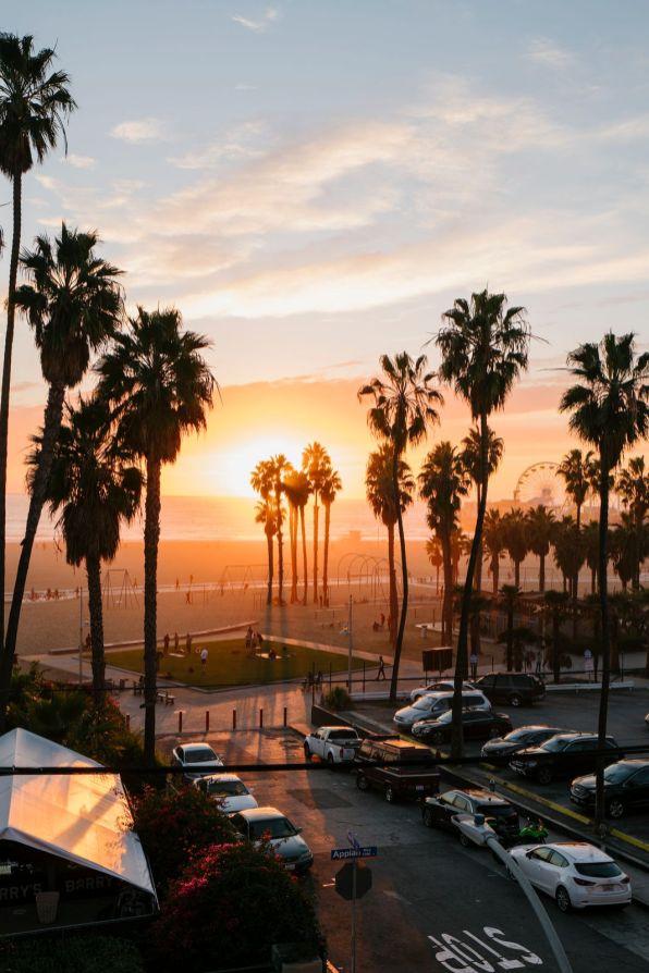 Loews SM Beach Hotel_CA dreamin