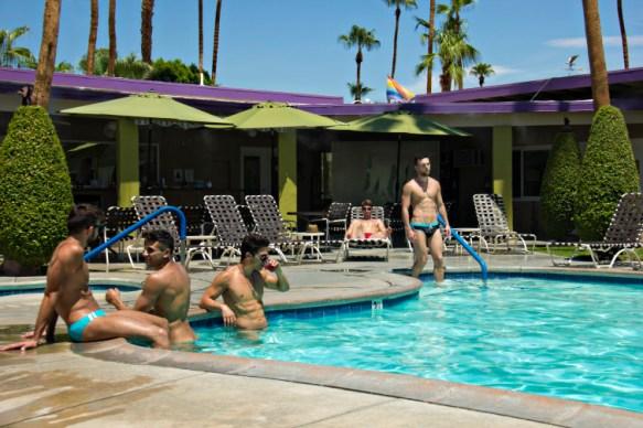 Indulge Pool with people