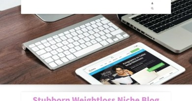 Weight Loss Niche Blog | Turnkey Niche Blogs