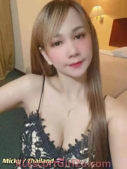 Perfect Body Thai Girl - Kl Escort - Mickey