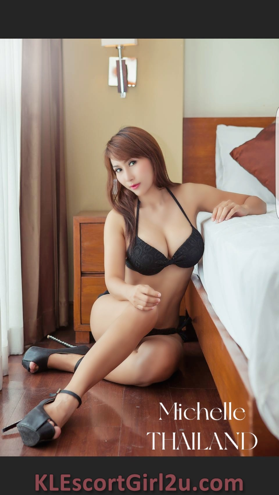 Sri Petaling Escort - Thai Model - Michelle