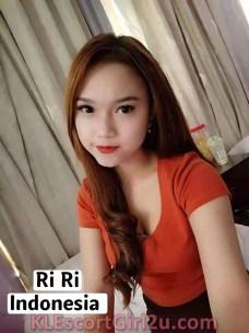 Kl Escort Young Indonesia - Ri Ri