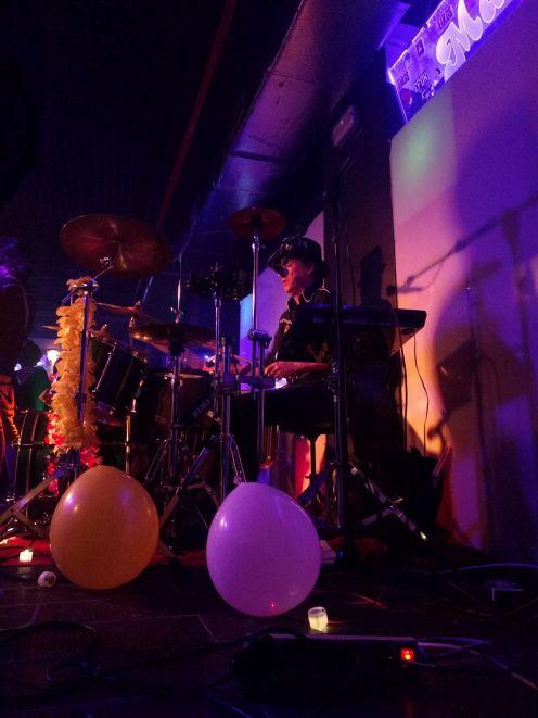 Chus Ramiro, batería