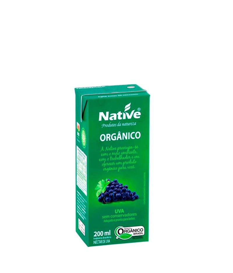 Néctar de Uva Orgânico