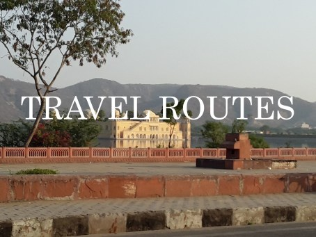 SUBMIT TRAVEL ROUTE