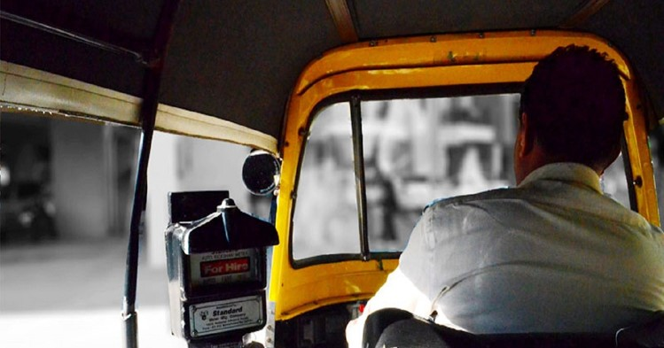 When autowala in New Delhi tells more about Urbanism!
