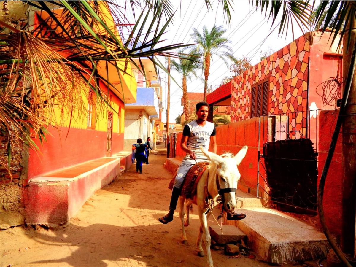 Elephantine Village, Aswan, Egypt - 57.14%