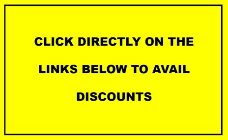 deals and offers discount coupons