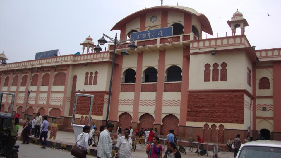 Review of Ajmer Junction, India - 79.6%