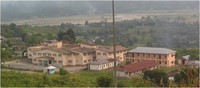 Village Yupia Arunachal Pradesh_Sai