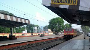 Review of Parasnath Railway Station, India - 60.7%
