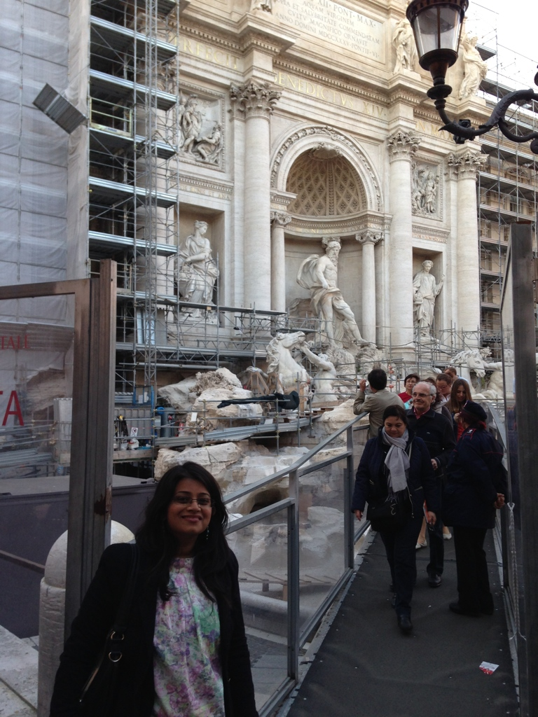 Day 1 Rome trevi Places to Visit in Rome