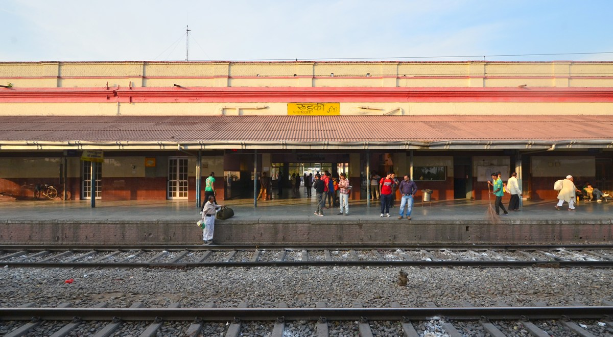 roorkee railway station review