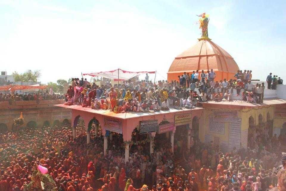 baldeo village dauji maharaj temple