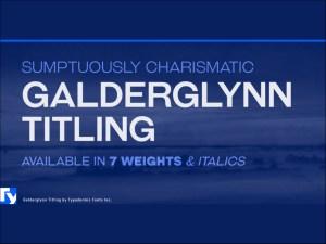 Galderglynn Titling
