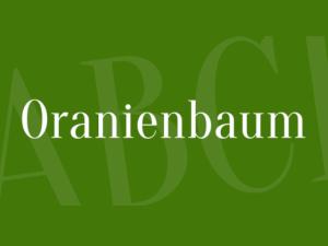 Oranienbaum