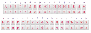 Tajik Keyboard Online Cyrilic Alphabet