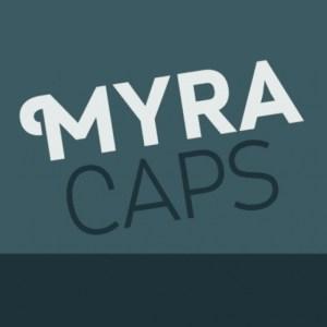 Myra 4F Caps