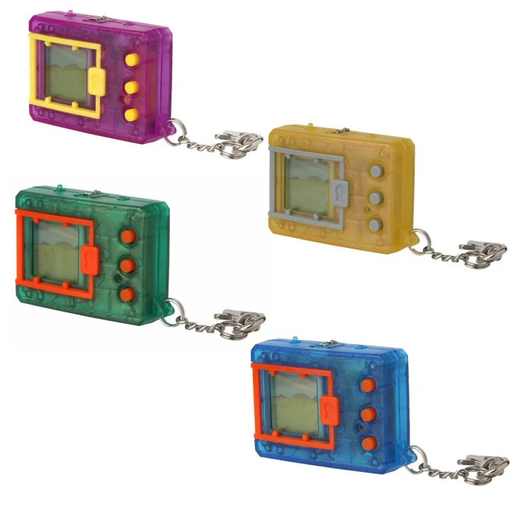 Digimon Digivice 20th Anniversary wave 2