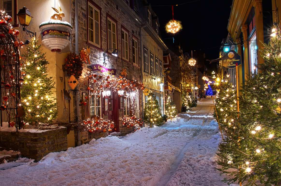 14 Amazing Things To Do In Quebec City This Christmas And