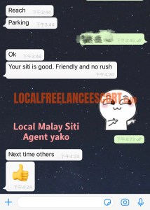 Local Freelance Girl - Siti - Local Malay