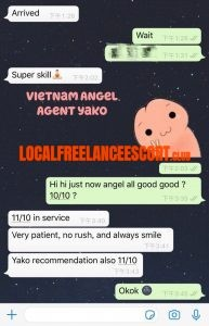 Subang Escort Girl - Angel - Vietnam Escort