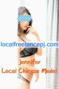 Local Model Freelance - Jennifer - Chinese - Pj