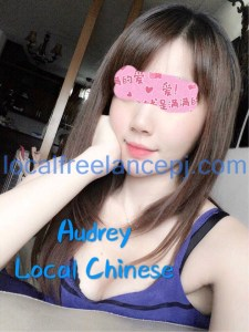 Kl Escort Local Chinese Freelance -Audrey