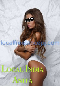 Pure Local Indian KL Escort Girl - Anita